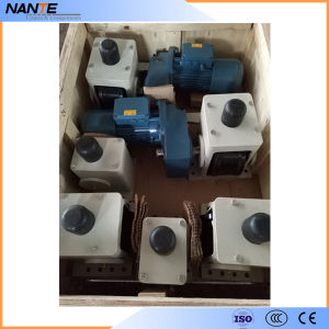 Hollow Shaft Wheel Block with Nord Motor pictures & photos