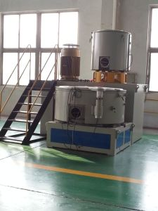SGS SRL-Z500/1000A Vertical Plastic Mixer Unit for PVC PP PE