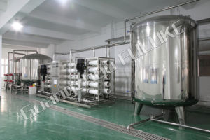 Reverse Osmosis System Water Treatment Industrial Pure Water Filter pictures & photos