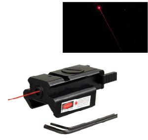 Red DOT Laser Sight Weaver Rail Mount 20mm for Picatinny Gun Compact Hunt Gbng