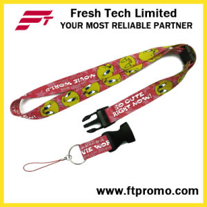 OEM Professional Manufacture Polyester Lanyard pictures & photos