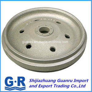 Cast Steel Wheel for Excavator-4
