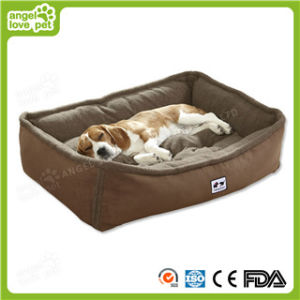 Suede Fabric Pet Bed, Dog or Cat Bed pictures & photos