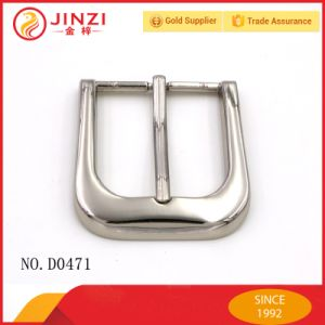 Fashion Silver Pin Belt Buckle for Men pictures & photos