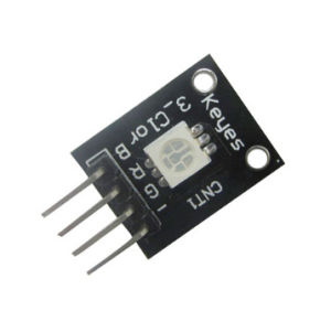 Ky-009 3 Colour RGB SMD LED Board Module 5050 Full Color LED DC 5V pictures & photos