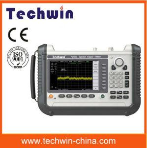Techwin Portable Microwave Measurement Tw4950 Frequency Spectrum Analyzer