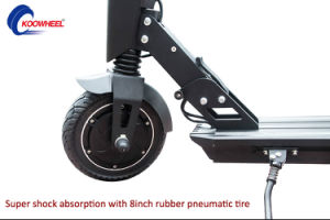 8.5inch Wheel Brushless Motor 36V Lithium Battery Foldable 2 Wheel Electric Scooter pictures & photos