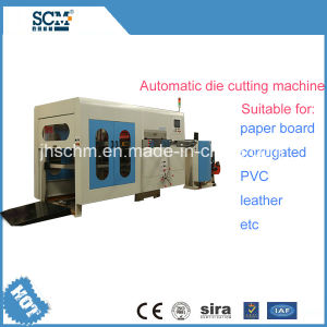 Ce Approved Automatic Paper Die Cutting Machine