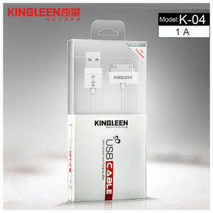Kingleen Model K-04 Data Cable 1.2m    for iPhone4