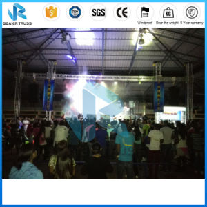 Aluminum Concert Stage Roof Truss Square Truss pictures & photos