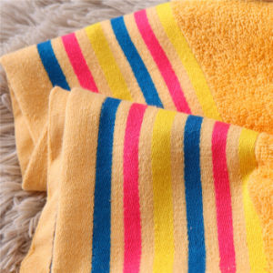 100% Cotton Jacquard Bath Towel with High Quality