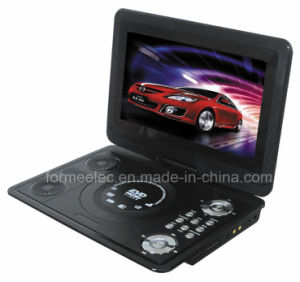 10.1 Inch Portable DVD Player with Radio FM Analog TV pictures & photos