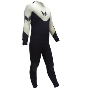 Men′s Long Sleeve Neoprene Wetsuit (HX-L0245) pictures & photos