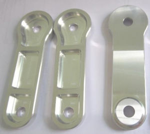 High End Device Components by CNC Machining /Milling