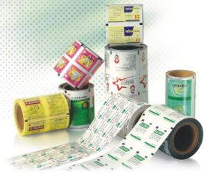 Packaging Materials: VMPET, Metallized Pet Film, Flexible Packaging Matetials pictures & photos