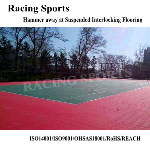 Portable Environmental Hockey Flooring Manufacture
