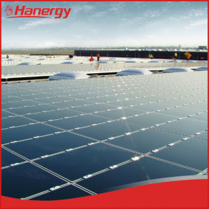 Hanergy Solibro 10kw on Grid Solar Energy System