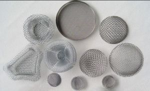 Filter Cylinder/Stainless Steel Perforated Cylinder Filter pictures & photos