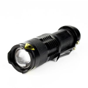 Hard Light Lantern Torch Light Mini LED Flashlight pictures & photos