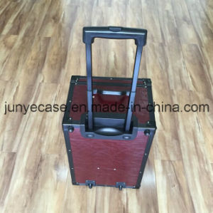 Aluminum Luggage Case with Wheels pictures & photos