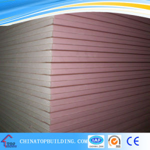 Fireresistance Gypsum Board/Plaster Board for Ceiling pictures & photos
