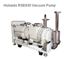 Plasma Clean Machine Used High-Power Dry Screw Vacuum Pump (RSE 630)