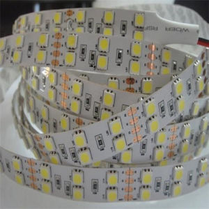 Two Rows SMD5050 120 LEDs/M Flexible LED Strip