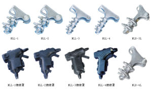Nll Aluminum Alloy Dead End Clamp pictures & photos