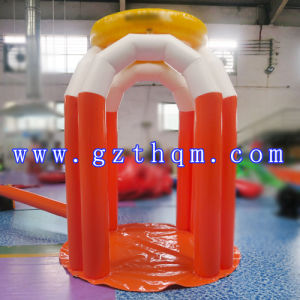 Inflatable Basketball Stands Toys for Kids and Adult/Inflatable Basketball Hoop pictures & photos