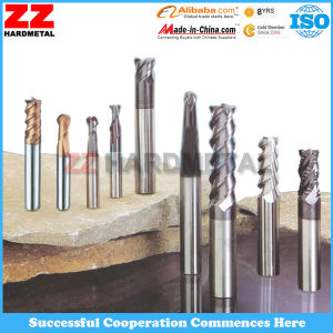 Finish Mould and Die Machining Solid Carbide Endmill pictures & photos