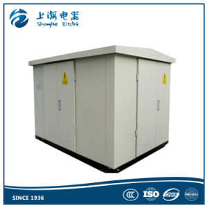 Compact Transformer Kiosk Power Substation pictures & photos