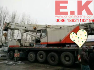2008 Zoomlion 130ton Hydraulic Truck Mobile Crane (QY130H) pictures & photos