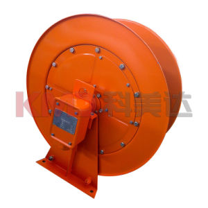Magnetic Hysteresis Type Cable Reel for Coiling Cable