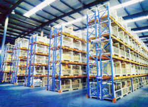 Pallet Rack with Mobile System pictures & photos