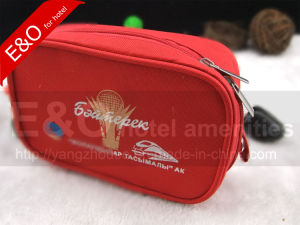 Astana Train Amenities Kits Pouch pictures & photos