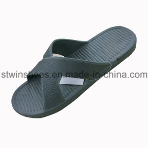 a3748c8eb5b5a China Men Sandals EVA Non-Slip Bathroom Slippers - China Women ...