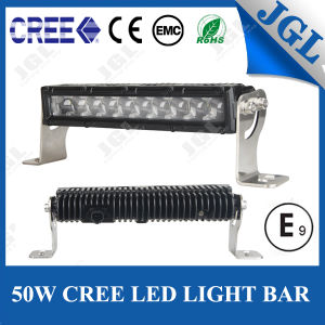 Front LED Light Bar Offroad Auto Parts 50W LED Bar