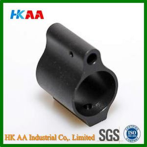 China Customized High Precision Parkerized Steel Low Profile Gas Block pictures & photos