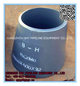 Alloy Steel Pipe Fittings Reducer ASTM Butt Weld Reducing