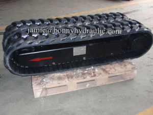 Rubber Crawler Track Undercarriage pictures & photos