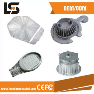 High Power Die Casting LED Lampshade and Streetlight Housing Accessories
