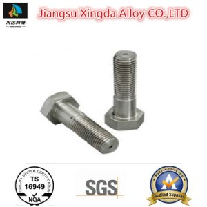 High Quality Nickel Alloy B2 B3 C4 C22 C276 G30 Hex Head Bolt pictures & photos