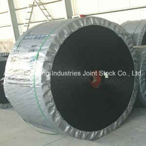 Steelwork Conveying Steel Cord Rubber Conveyor Belt