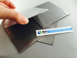 High-Quality Cold-Rolled Tungsten Carbide Plates pictures & photos