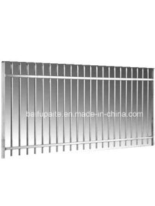 Hot Sale Metal Barrier Good Quality Rail Fence China Factory Directly Supplied Fences