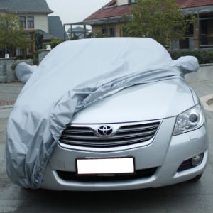 China Silver Polyster Non Woven Material And Peva Material Car