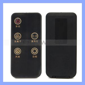 Manufacturer OEM Black 5 Kyes IR Remote Control Fan Remote Control pictures & photos