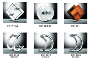 Crystal Door Handle Stainless Steel Handle pictures & photos