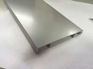 Decorative Colorful Aluminum Alloy Wall Skirting Board pictures & photos