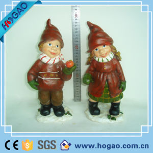 Resin Figurine for Garden or Home Decoration pictures & photos